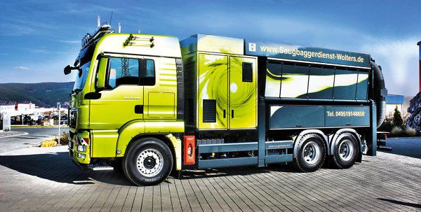 camion hydrocureur occasion a vendre